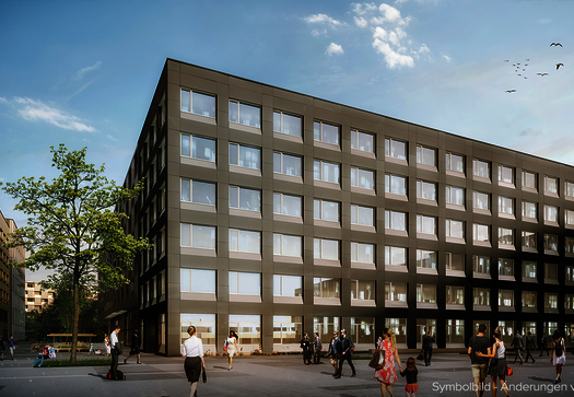 Smart City Mitte - Smart Office