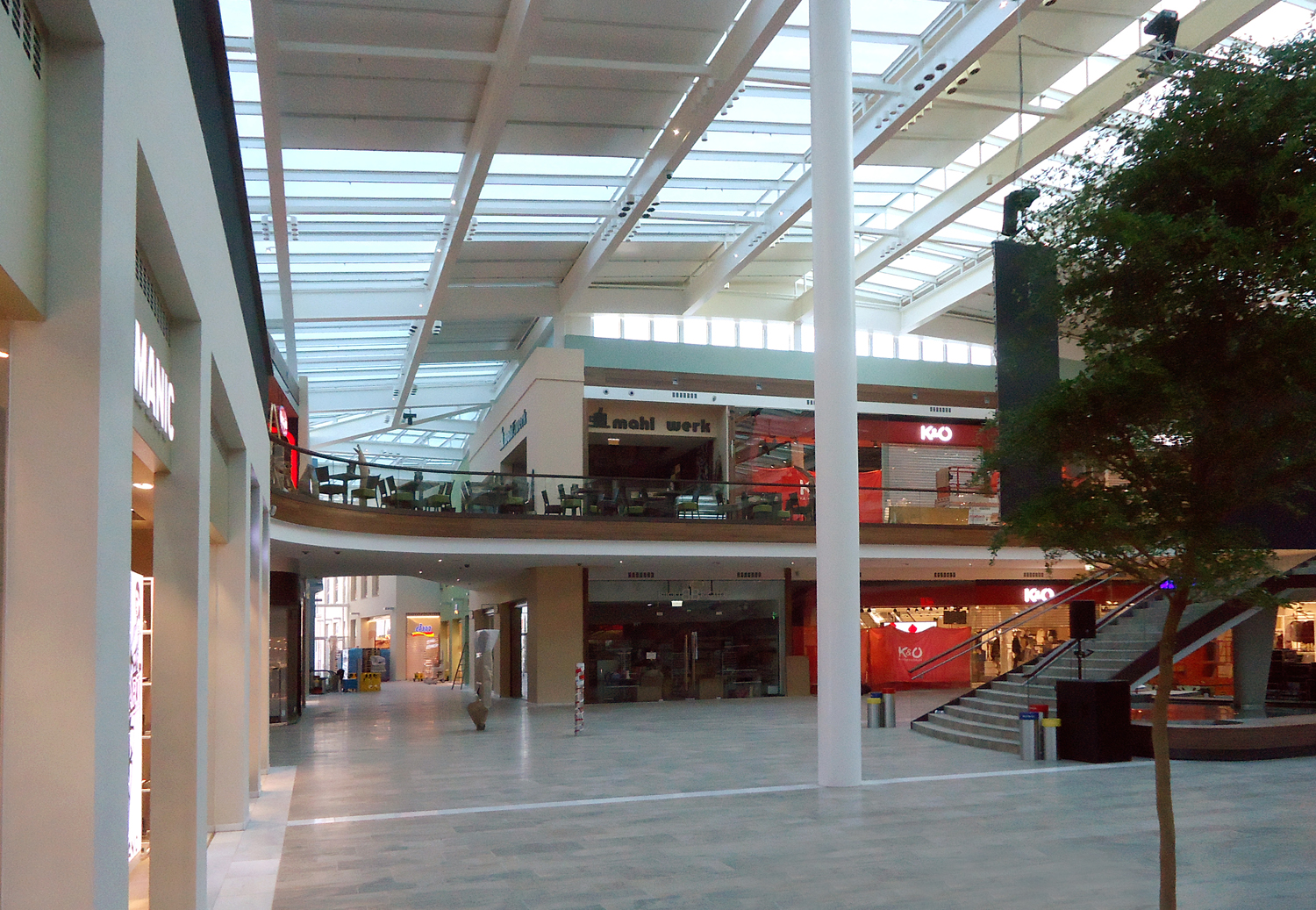 Shopping Center Ried